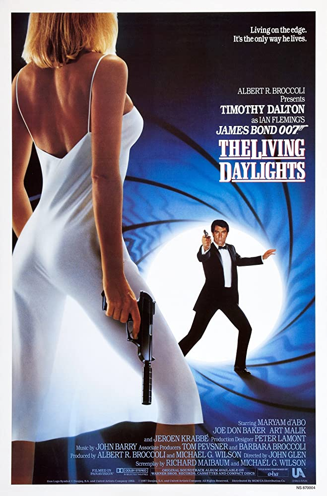 The Living Daylights (1987) Hindi Dubbed Movie