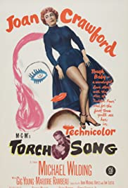 Torch Song (1953) Poster - Movie Forum, Cast, Reviews