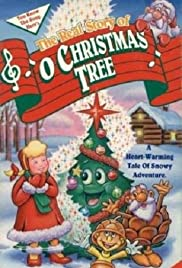 The Real Story of O Christmas Tree Poster
