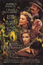 A Midsummer Night's Dream (1999) Poster