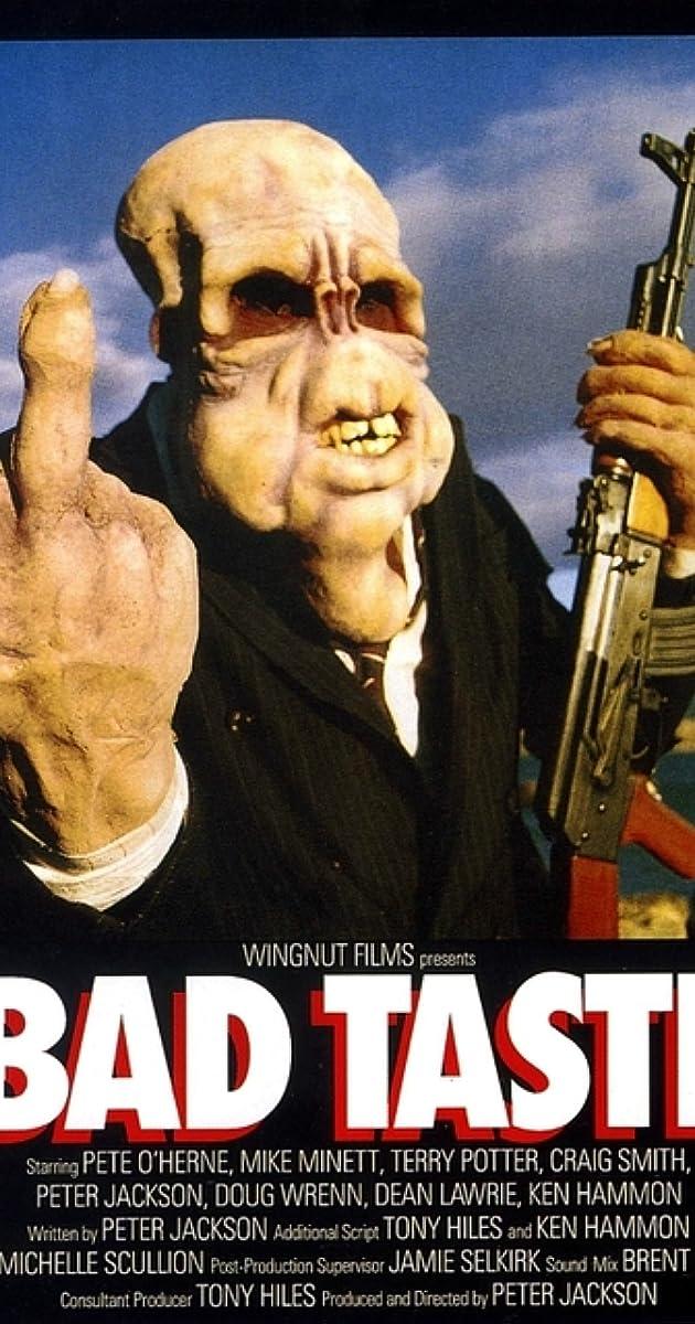 Bad Taste (1987) - IMDb