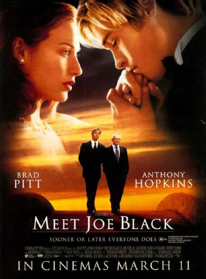Meet Joe Black 1998 Hindi Dual Audio 480p BluRay 300MB
