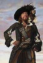 Geoffrey Rush in Pirates des Caraïbes - Jusqu'au bout du monde (2007)