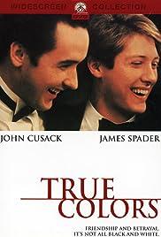 True Colors(1991) Poster - Movie Forum, Cast, Reviews