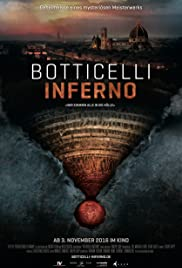 Botticelli Inferno Poster