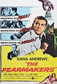 The Fearmakers(1958) Poster - Movie Forum, Cast, Reviews