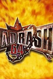 Road Rash 64 Poster
