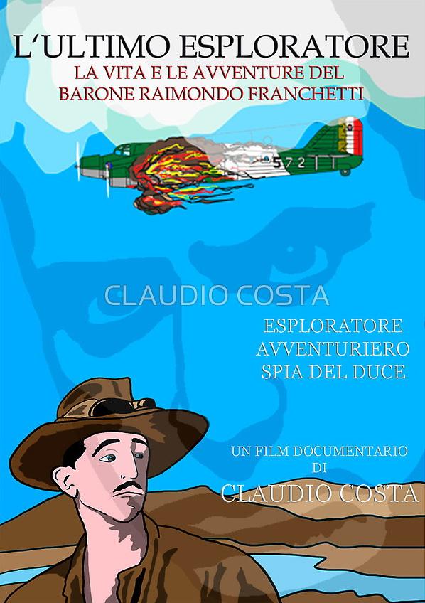 L' ultimo esploratore – vita e avventure del barone Franchetti