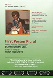 First Person Plural Poster