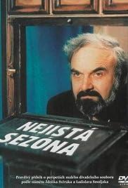 Nejistá sezóna(1988) Poster - Movie Forum, Cast, Reviews
