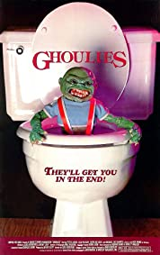 Ghoulies poster