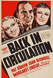 Back in Circulation (1937) Poster - Movie Forum, Cast, Reviews