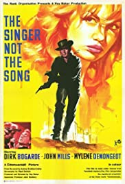 The Singer Not the Song (1961) Poster - Movie Forum, Cast, Reviews