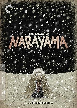 The Ballad of Narayama poster