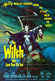 The Witch Who Came from the Sea (1976) Poster - Movie Forum, Cast, Reviews