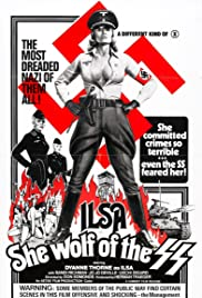 Ilsa: She Wolf of the SS(1975) Poster - Movie Forum, Cast, Reviews