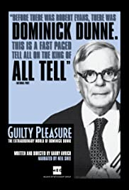 Guilty Pleasure: The Dominick Dunne Story Poster