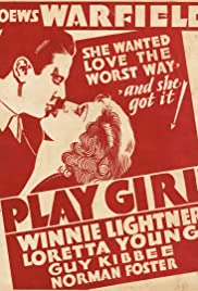 Play Girl Poster
