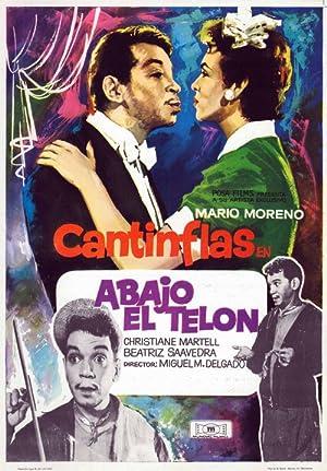 ver Cantinflas Abajo el Telon