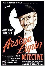 Arsène Lupin détective Poster