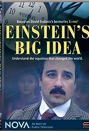 E=mc²: Einstein's Big Idea Poster