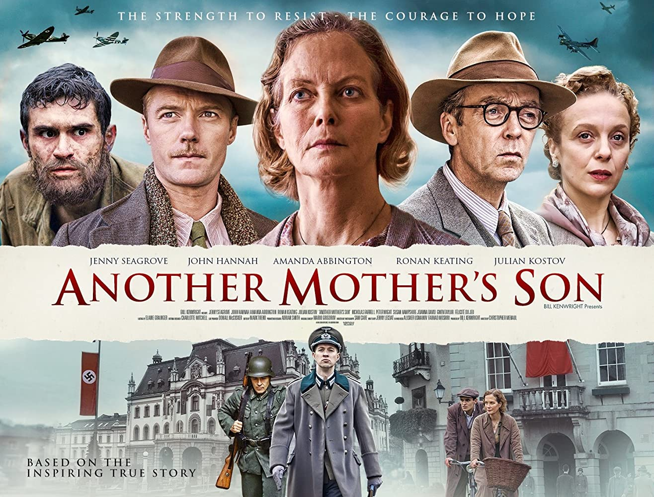 another mother s son 2017  another mother s son poster