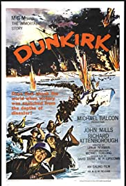 Dunkirk (1958) Poster - Movie Forum, Cast, Reviews