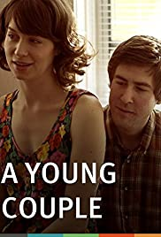 A Young Couple Poster