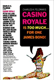 Casino Royale (1967) Poster - Movie Forum, Cast, Reviews