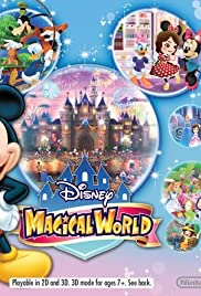 Disney Magical World Poster