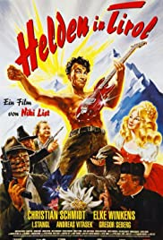 Helden in Tirol Poster