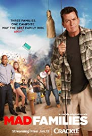 Mad Families (2017) Poster - Movie Forum, Cast, Reviews