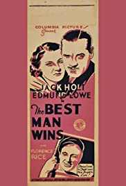 The Best Man Wins Poster