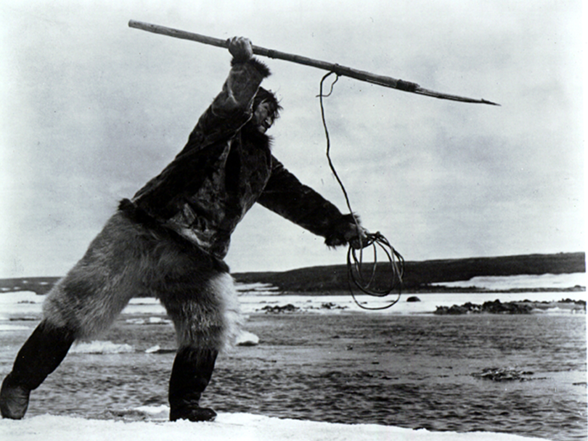 Allakariallak in Nanook of the North (1922)