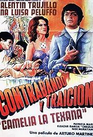 Contrabando y traición Poster