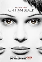 Orphan Black - Season 1 poster