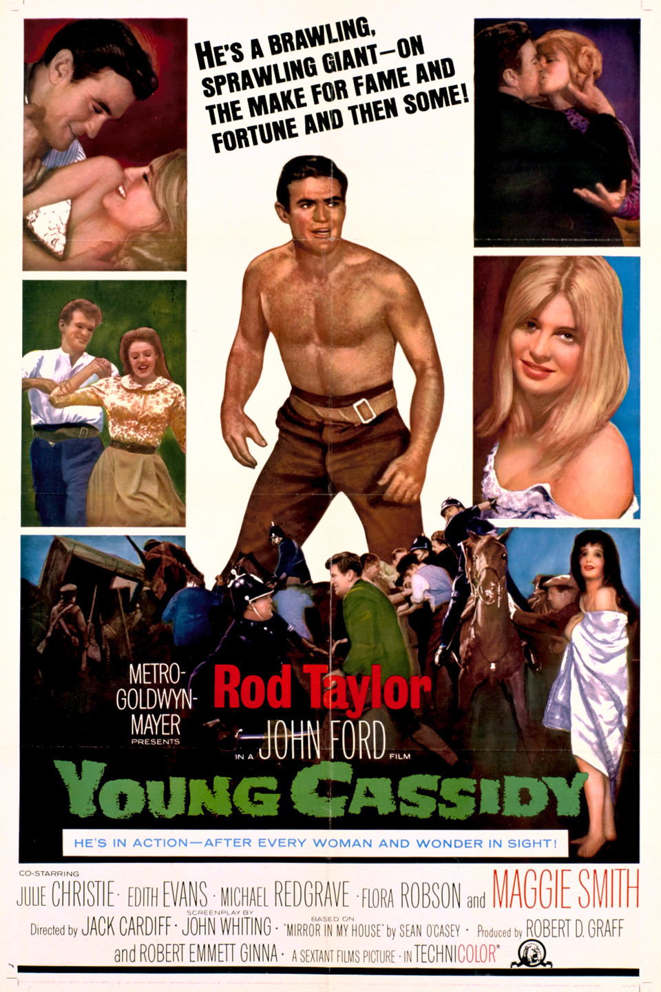 image Young Cassidy Watch Full Movie Free Online