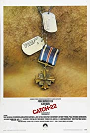 Catch-22 (1970) Poster - Movie Forum, Cast, Reviews