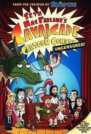 Cavalcade of Cartoon Comedy Poster