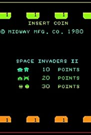 Space Invaders II Poster