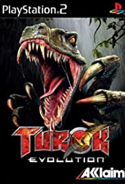 Turok: Evolution (2002) Poster - Movie Forum, Cast, Reviews