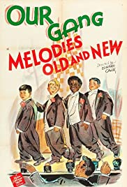 Melodies Old and New Poster