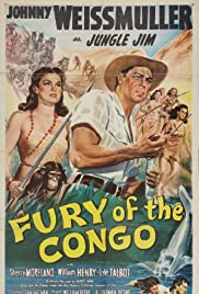 Fury of the Congo (1951) Poster - Movie Forum, Cast, Reviews