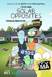 Solar Opposites - Season 1 poster