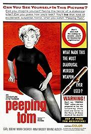 Peeping Tom(1960) Poster - Movie Forum, Cast, Reviews