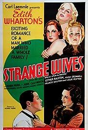 Strange Wives Poster