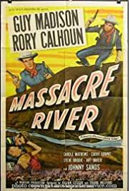 Massacre River Poster