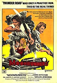 Moonrunners (1975) Poster - Movie Forum, Cast, Reviews