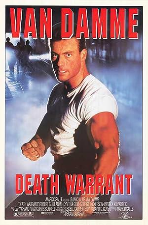 Death Warrant poster