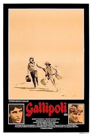 Gallipoli (1981) Online